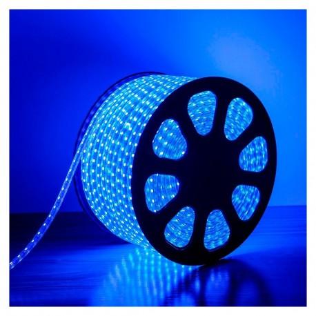 Tiras LED 5050/50M AZUL