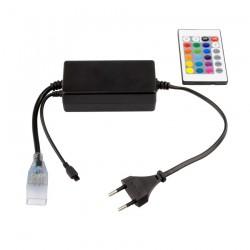 Manto y Transformator para Tiras LED RGB