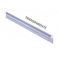 Tubo LED T8 120cm 20w Blanca Fria 6000k Transparente