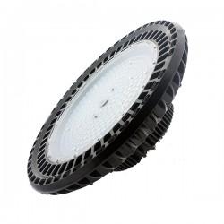 Campana UFO LED 200W Osram Negro Luz Fría 6000k 22000lm
