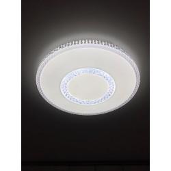 Plafón LED 54W con regulabre y Cambiar la Temperatura de Color C915 con Control Remoto