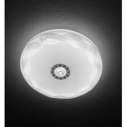 Plafón LED 54W C922 con regulabre y Cambiar la Temperatura de Color con Control Remoto Lámpara de Techo