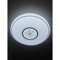 Plafón LED 72w 8920 con regulable y Cambiar la Temperatura de Color con Control Remoto Lámpara de Techo