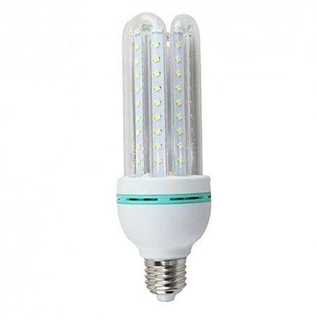 Bombilla LED E27 7W  Luz Fría y Cálida Transparente