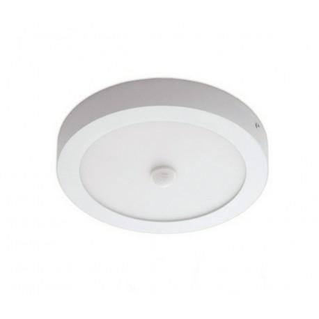 Plafón LED con Sensor de Movimiento 20W